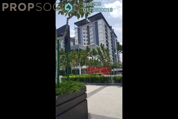 For Rent Condominium at BSP 21, Bandar Saujana Putra Freehold Unfurnished 3R/2B 1.3k