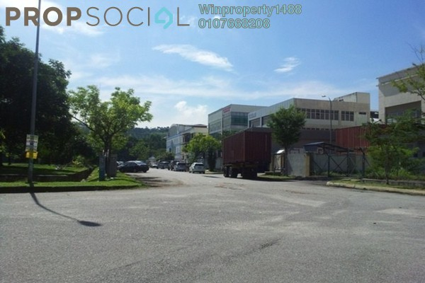 For Sale Factory at Sri Penaga Apartment, Pusat Bandar Puchong Freehold Unfurnished 0R/2B 925k
