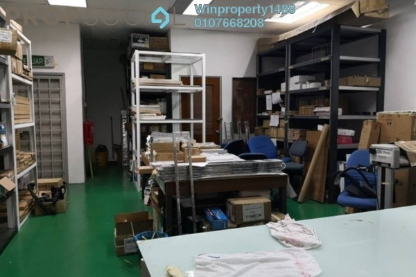 For Sale Factory at Sri Penaga Apartment, Pusat Bandar Puchong Freehold Unfurnished 0R/2B 1.49m