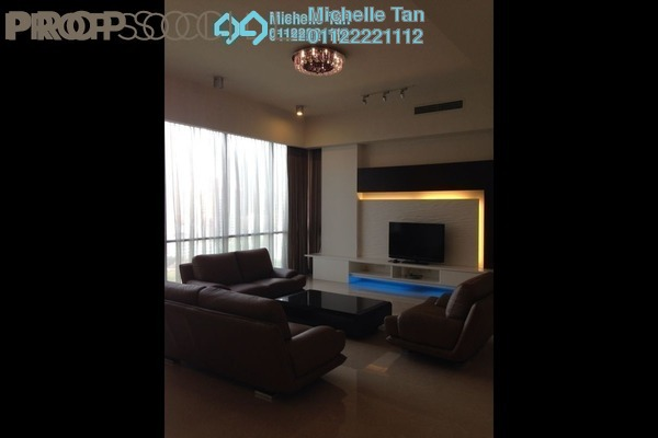 For Rent Condominium at Suria Stonor, KLCC Freehold Fully Furnished 3R/5B 7k