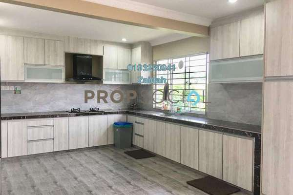 For Sale Terrace at Section 2, Shah Alam Leasehold Semi Furnished 3R/2B 555Ribu
