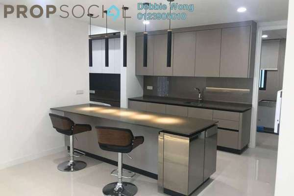 For Rent Condominium at Residensi 22, Mont Kiara Freehold Semi Furnished 4R/5B 10k