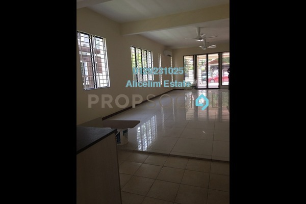 For Rent Terrace at Garden Park Homes, Cahaya SPK Freehold Semi Furnished 4R/5B 2.3k