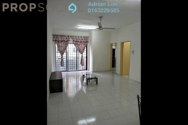 For Sale Apartment at Lagoon Perdana, Bandar Sunway Freehold Semi Furnished 3R/2B 248k