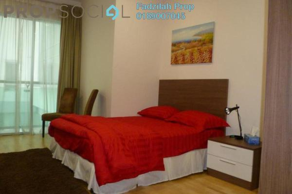 For Rent SoHo/Studio at Solaris Dutamas, Dutamas Freehold Fully Furnished 1R/1B 2k