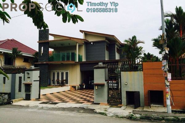 For Sale Bungalow at Suadamai, Bandar Tun Hussein Onn Freehold Fully Furnished 8R/8B 2.25m