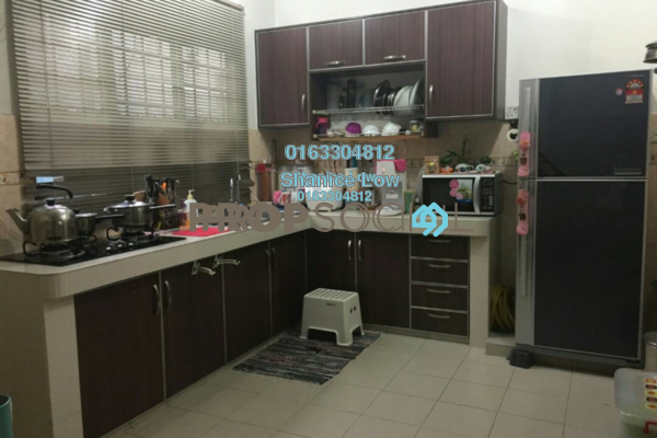 For Sale Terrace at Taman Wawasan, Pusat Bandar Puchong Freehold Semi Furnished 4R/3B 680k