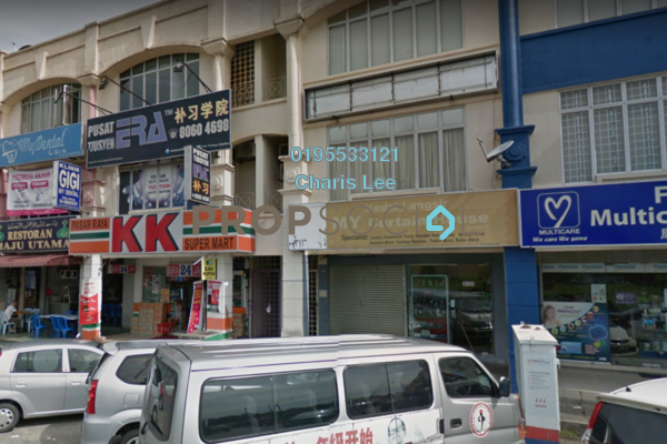 For Rent Shop at PU7 , Bandar Puchong Utama Freehold Unfurnished 0R/0B 5.5k