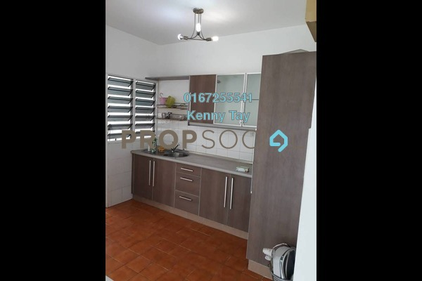 For Rent Condominium at SD Tiara Apartment, Bandar Sri Damansara Freehold Semi Furnished 3R/2B 1.15k