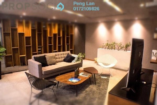 For Sale Condominium at Edusentral, Setia Alam Freehold Semi Furnished 1R/1B 330k