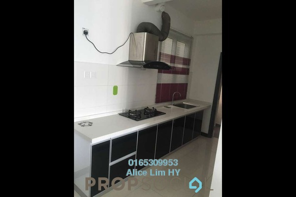 For Sale Condominium at Vertiq, Gelugor Freehold Fully Furnished 3R/2B 880k