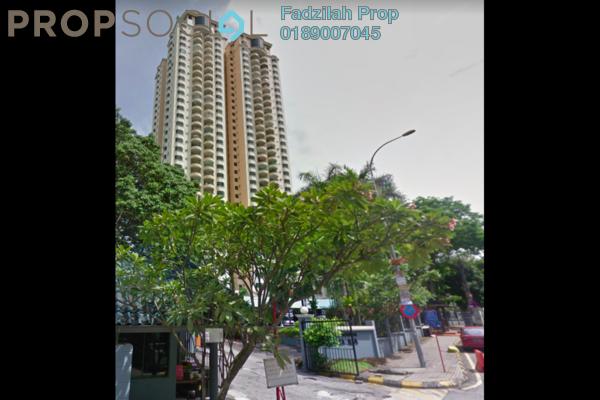 For Sale Condominium at Duta Ria, Dutamas Freehold Semi Furnished 3R/2B 530k