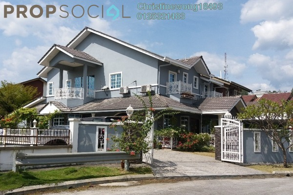 For Sale Semi-Detached at Emerald East, Rawang Freehold Fully Furnished 5R/4B 1.2m