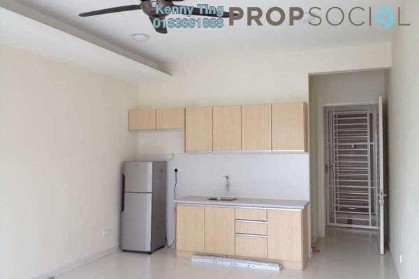 For Rent SoHo/Studio at Neo Damansara, Damansara Perdana Freehold Semi Furnished 0R/1B 1.2k