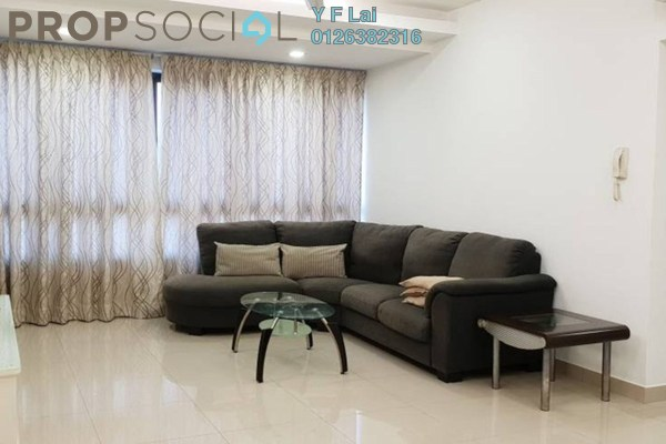 For Rent Condominium at Residence 8, Old Klang Road Freehold Fully Furnished 3R/3B 2.9k
