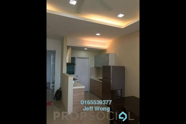 For Rent Condominium at The Peak Residences, Tanjung Tokong Freehold Fully Furnished 4R/3B 2.5k