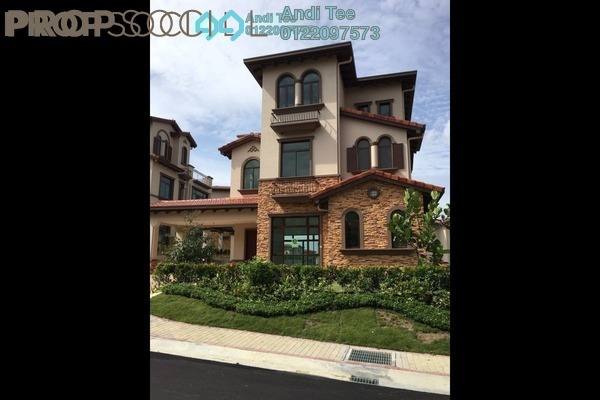 For Sale Bungalow at Diamond City, Semenyih Freehold Unfurnished 5R/6B 1.6m