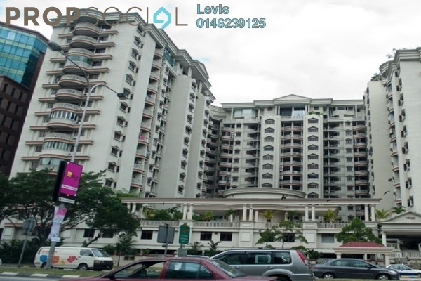 For Rent Condominium at The Forum, KLCC Freehold Fully Furnished 3R/2B 2.5k