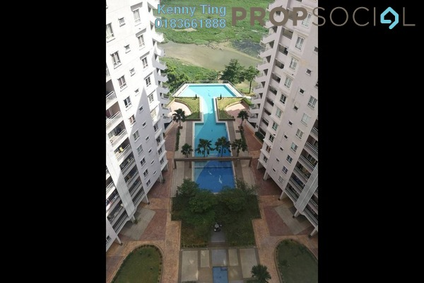 For Rent Condominium at Cova Villa, Kota Damansara Freehold Fully Furnished 3R/2B 1.9k