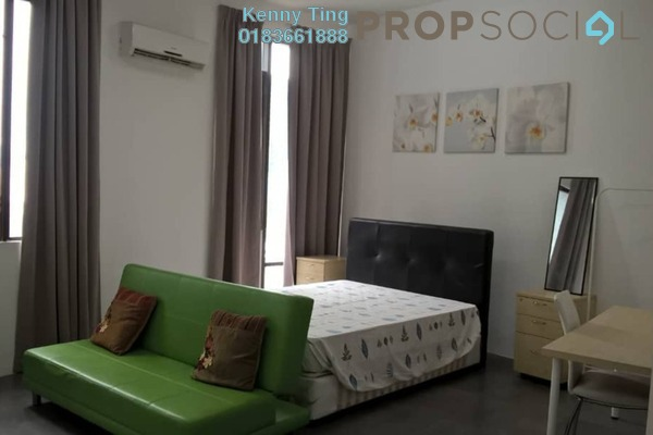 For Rent SoHo/Studio at Empire Damansara, Damansara Perdana Freehold Fully Furnished 0R/1B 1.3k