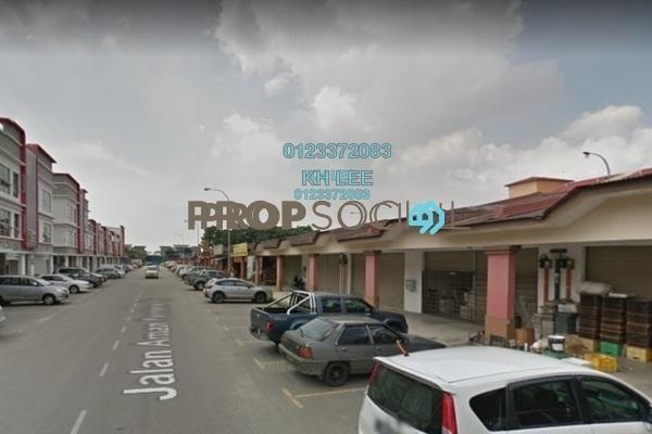 For Rent Shop at Taman Aman Perdana, Meru Freehold Unfurnished 0R/1B 1.1k