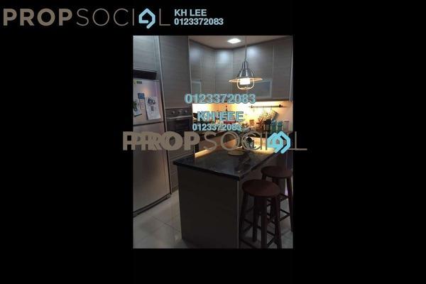 For Sale Terrace at Damai Residences, Kota Kemuning Freehold Semi Furnished 4R/4B 998k