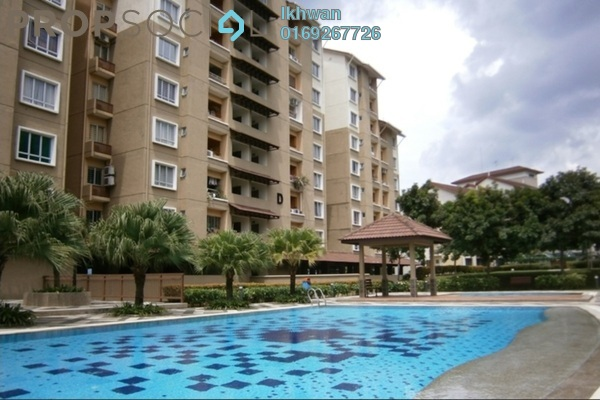 For Sale Condominium at Paradesa Tropika, Bandar Sri Damansara Freehold Semi Furnished 3R/2B 530k