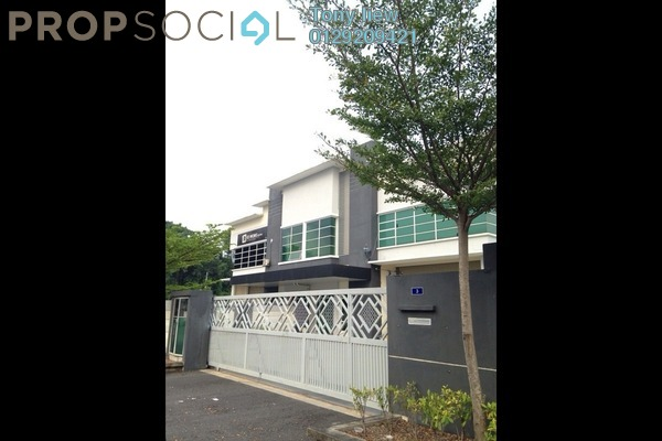 For Sale Factory at Semenyih Hi-Tech Industrial Park, Semenyih Leasehold Unfurnished 0R/0B 2.6m