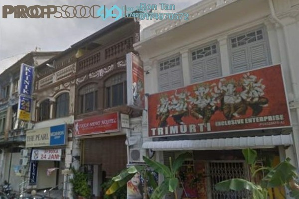 For Sale Shop at Lebuh King, Georgetown Freehold Unfurnished 0R/2B 2.88m