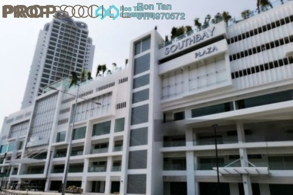 For Sale Shop at Southbay Plaza @ Southbay City, Batu Maung Freehold Unfurnished 0R/0B 2.7m