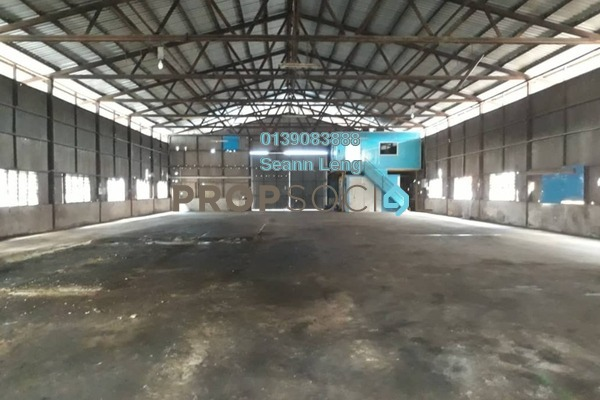 For Rent Factory at Bandar Saujana Utama, Sungai Buloh Freehold Unfurnished 0R/0B 5.8k