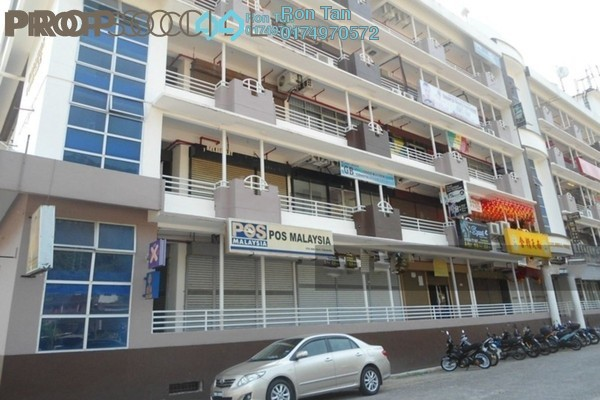 For Sale Office at Goldhill Complex, Paya Terubong Freehold Unfurnished 0R/0B 200k