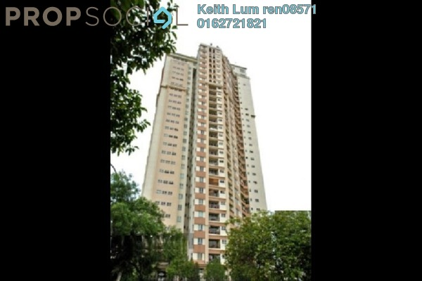 For Sale Condominium at The Boulevard, Subang Jaya Freehold Unfurnished 3R/2B 600k
