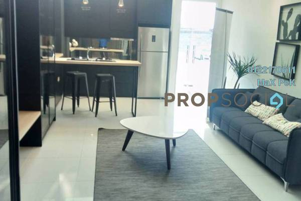 For Sale SoHo/Studio at Core SoHo Suites, Sepang Freehold Semi Furnished 1R/1B 242k