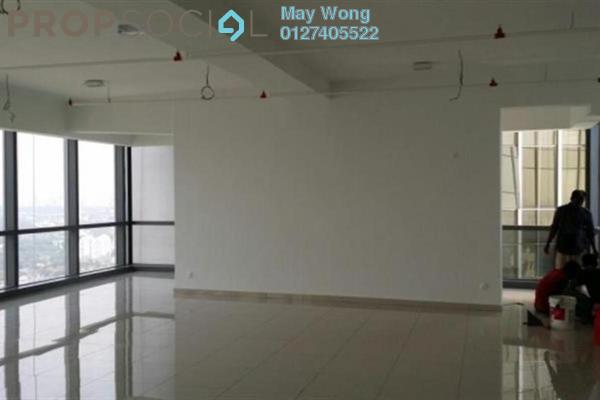 For Rent Office at Pinnacle, Petaling Jaya Freehold Semi Furnished 0R/0B 5.4k