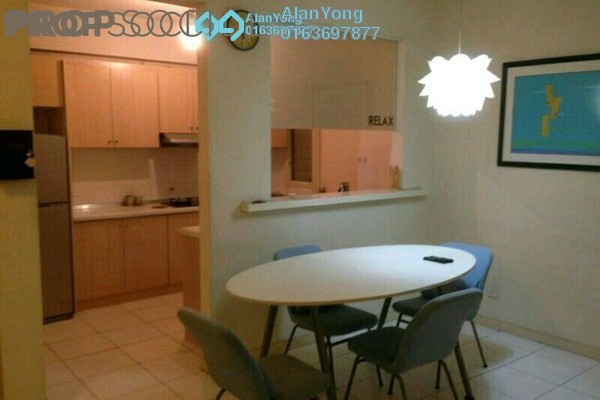 For Rent Condominium at The Tamarind, Sentul Freehold Fully Furnished 3R/2B 2.1k