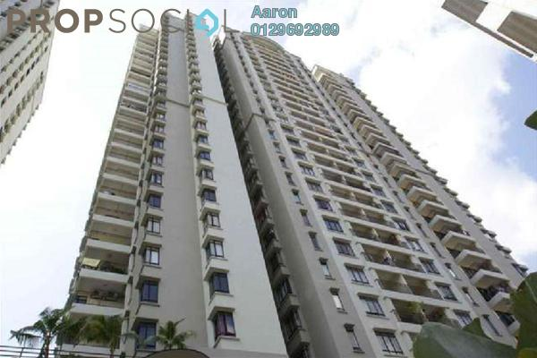 For Rent Condominium at Rivercity, Sentul Freehold Fully Furnished 3R/3B 2.48k