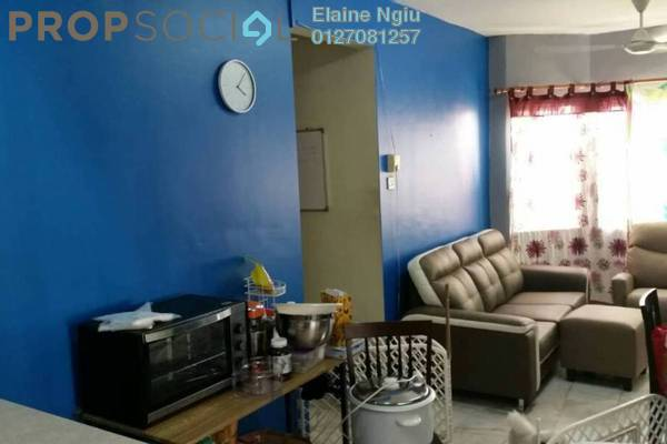 For Sale Apartment at Desaminium Flora, Bandar Putra Permai Freehold Semi Furnished 3R/2B 240k