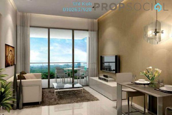 For Sale Condominium at Taman Kajang Sentral, Kajang Freehold Unfurnished 3R/2B 290k