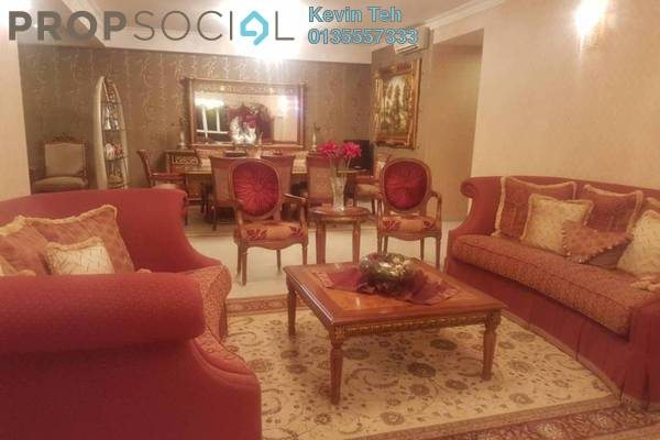For Sale Condominium at Mont Kiara Meridin, Mont Kiara Freehold Fully Furnished 4R/5B 1.6m