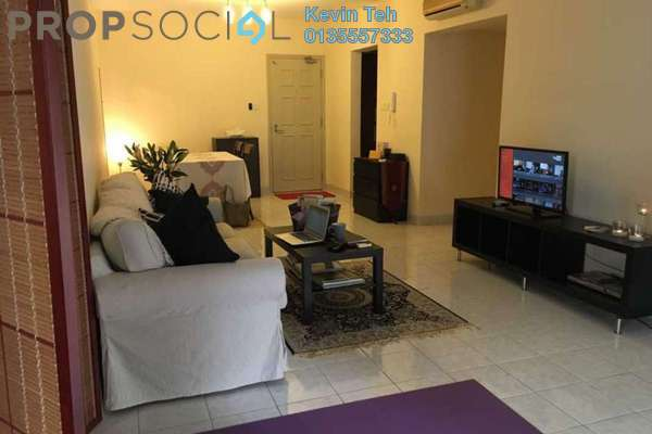 For Rent Condominium at Laman Suria, Mont Kiara Freehold Fully Furnished 2R/2B 2.5k