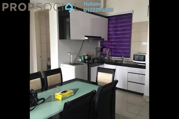 For Rent Condominium at Univ 360 Place, Seri Kembangan Freehold Fully Furnished 2R/2B 1.6k