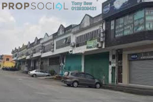 For Sale Factory at Puchong Utama Industrial Park, Bandar Puchong Utama Freehold Unfurnished 0R/0B 1.85m