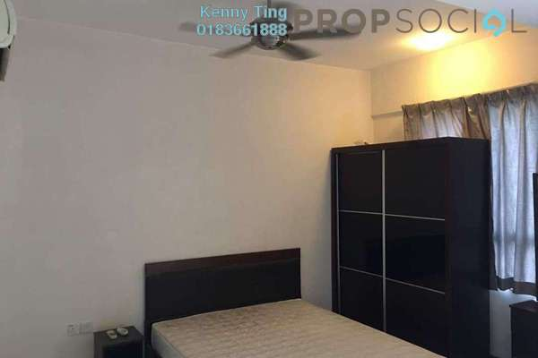 For Rent SoHo/Studio at Ritze Perdana 1, Damansara Perdana Freehold Fully Furnished 0R/1B 1.1k