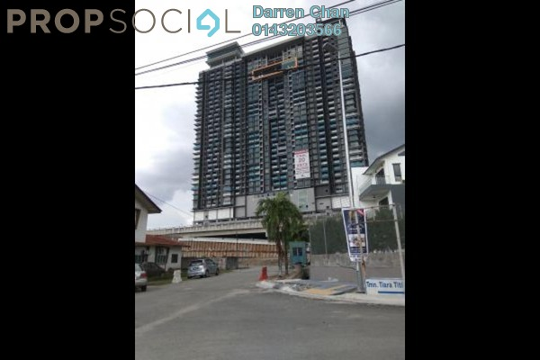 For Rent Condominium at The Reach @ Titiwangsa, Setapak Freehold Fully Furnished 3R/3B 3k