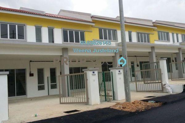 For Sale Terrace at Bandar Rinching, Semenyih Freehold Unfurnished 3R/3B 415k