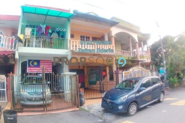 For Sale Terrace at Kampung Tasik Tambahan, Ampang Freehold Semi Furnished 3R/3B 430k