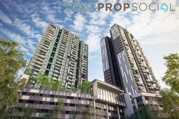 For Sale Condominium at One South, Seri Kembangan Freehold Fully Furnished 3R/2B 650k