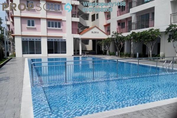 For Rent Condominium at Villaria, Bukit Antarabangsa Freehold Unfurnished 3R/2B 1.1k