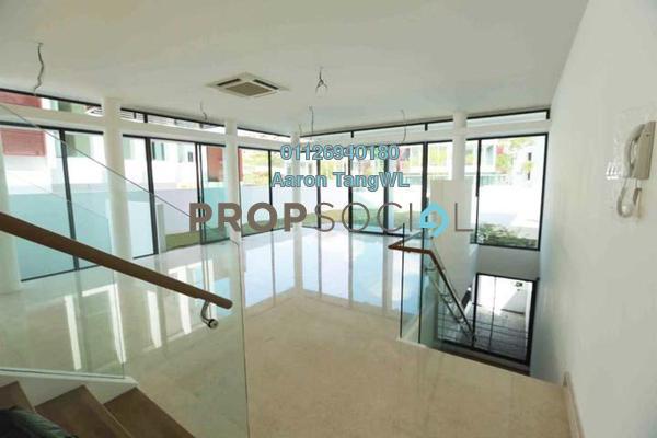 For Sale Semi-Detached at The Airie, Bandar Sri Damansara Freehold Semi Furnished 5R/6B 2.18m